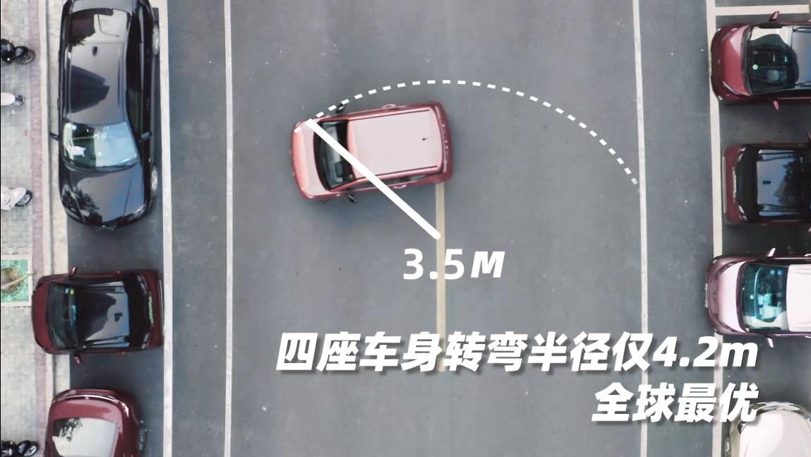 """宏光MINI EV上市 """"小身材大空间""""的典范"""