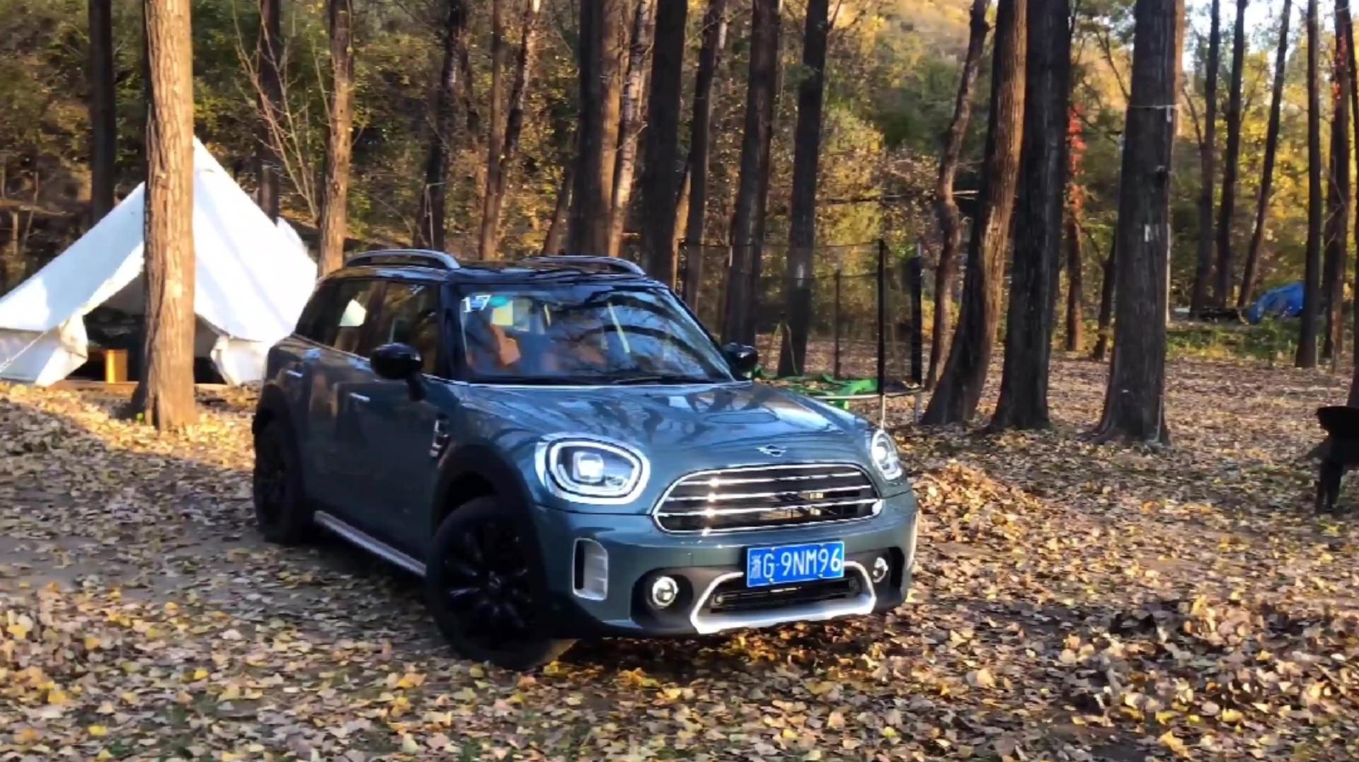 新一季MINI Countryman VLOG