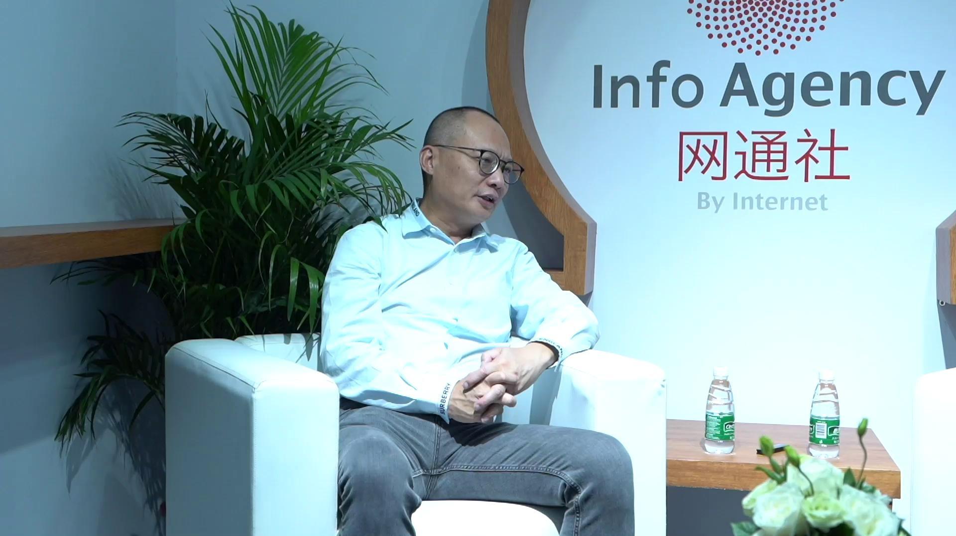 专访 长安福特全国销售服务机构总裁 杨嵩