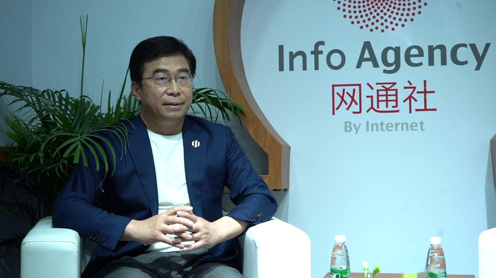 专访 华人运通创始人 董事长兼首席执行官 丁磊