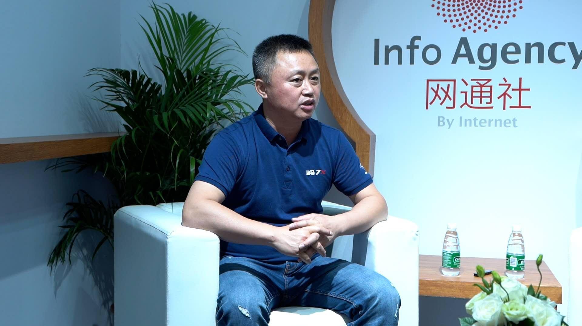 专访 海马汽车销售公司执行总经理 李伟胜