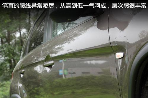 法兰西新贵 雪铁龙全新跨界SUV试驾体验