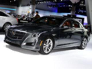 凯迪拉克CTS-V将换小排量 售价低于百万