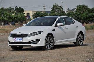 东风悦达起亚K5部分车型现金优惠2.2万元-起亚K5 对比评测 起亚K5