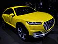 奥迪TT将衍生SUV版 插电混动/续航880km