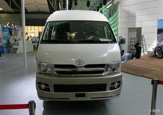 丰田海狮(进口)最高优惠0.1万元
