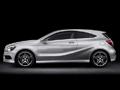奔驰新A级-全面家族化 将推三厢版车型