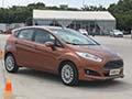 福特嘉年华搭载三缸发动机 油耗低至5.5L