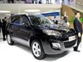 吉利旗舰SUV豪情供7座版 轴距超汉兰达