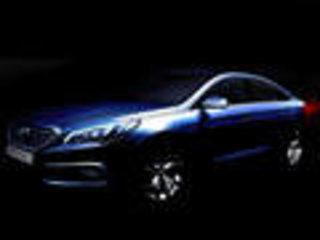 北京现代B级车增至3款 索纳塔将同堂销售