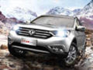 东风风神推紧凑型SUV 将于11月17日上市