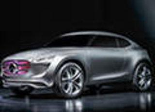 奔驰将每年推出两款-全新车系 共计12款