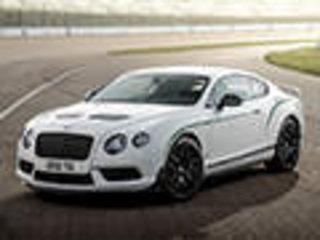 宾利欧陆GT3-R正式在华首发 售526.8万元