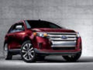 LSUV全新福特锐界 将树立7座SUV新标杆
