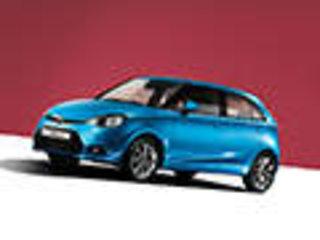 MG将推新入门车/6万起售 竞争新赛欧(图)