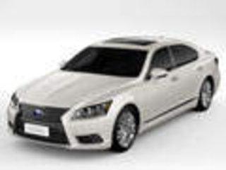 雷克萨斯将推首款纯电动车 续航400公里
