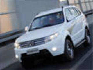 北汽威旺推首款SUV/搭2.0T 竞争哈弗H5