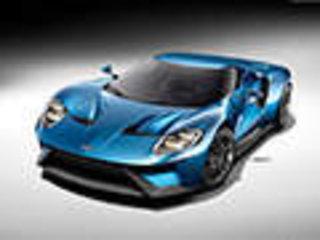 福特GT动力曝光 搭3.5T+双离合/明年上市