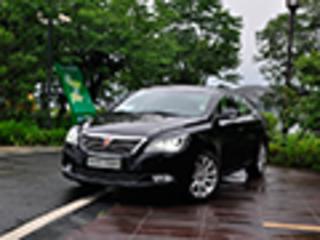 荣威新B级车-搭1.8T引擎 动力远超帕萨特