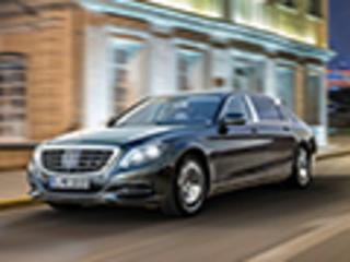奔驰迈巴赫S500/S600对比 售价相差69万