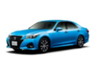 丰田新款皇冠发布 外观大改/竞争奥迪A6