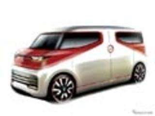 铃木将推-电动7座MPV 本月29日正式发布