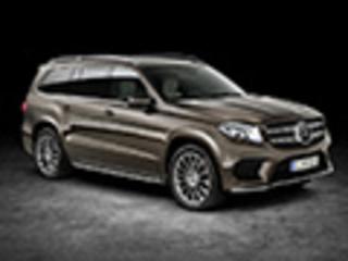 奔驰全尺寸SUV采用新命名 售价正式曝光