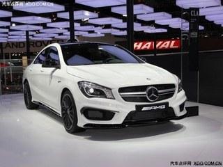 台州奔驰GLA级AMG优惠5万  现车充足