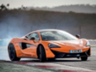 迈凯伦-全新入门级超跑 百公里加速3.1s