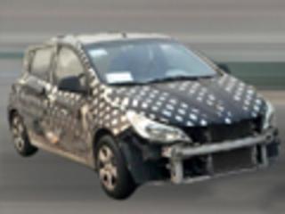宝骏将推入门级两厢车型 搭1.5L发动机