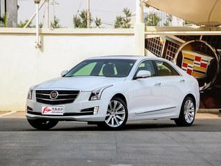 郑州凯迪拉克ATS-L现车销售 优惠3万元