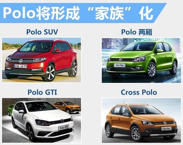 Polo也推家族化SUV车型 搭1.0T/由上汽投产(图5)