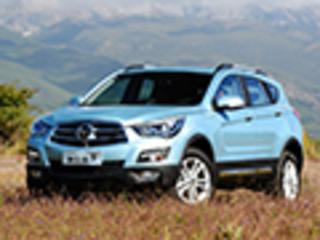 海马紧凑SUV-增新车型 将于3月23日上市
