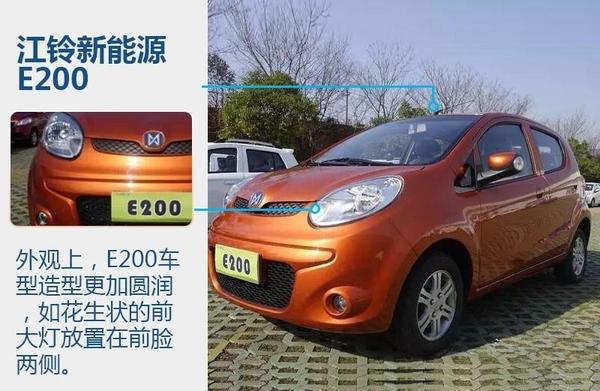 江铃新电动车28日上市 外观酷似长安奔奔mini(图3)
