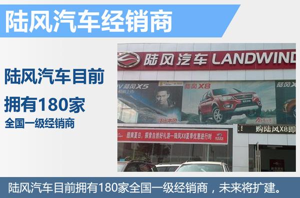 陆风1月销量涨260% 年内将再推3款全新SUV!(图4)