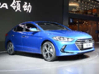 现代在华1月销量7.5万辆 年内推7款新车