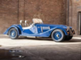 摩根全新跑车-搭福特引擎 限量销售80台
