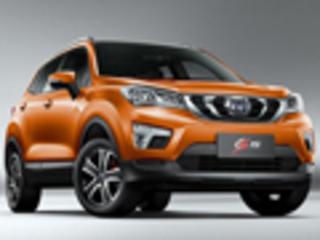长安全新小SUV-4月6日上市 预计6万起售