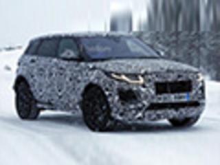 捷豹全新SUV-即将量产 采用纯电力驱动
