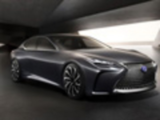 雷克萨斯新旗舰等3款新车 北京车展发布