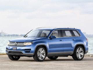 大众将新增4款全新SUV 覆盖大中小各领域