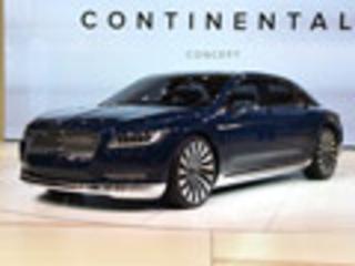 林肯全新旗舰轿车在华首秀 搭3.0T发动机