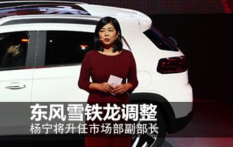 东风雪铁龙杨宁 即将升任市场部副部长