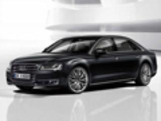 奥迪长轴版A8L-增六门版 竞争迈巴赫S级