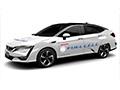 本田推自动驾驶燃料电池车