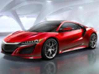 讴歌旗舰版跑车NSX于9月上市 预售价330万