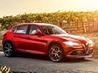 阿尔法罗密欧推高性能SUV PK保时捷Macan