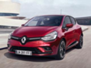 雷诺新款Clio-动力提升 竞争福特嘉年华