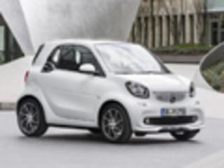 "smart将推出3款""高端""车 同步引入中国"