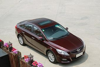 轿跑风三厢家轿 海马M6现售价6.98万起